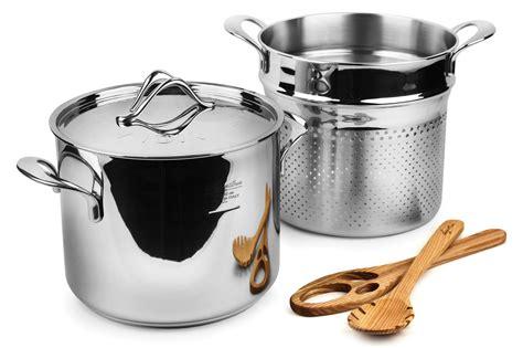 lagostina pastaiola pot  quart cutlery