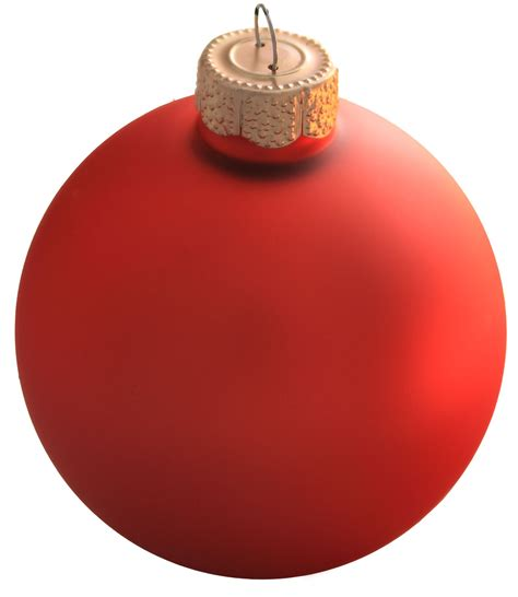 fire orange glass ball christmas ornament