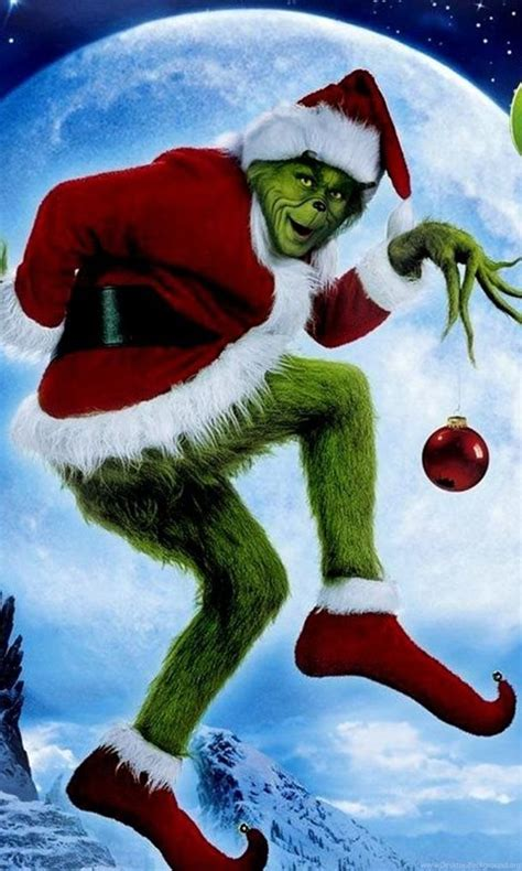 Grinch Wallpaper Iphone by The Grinch Wallpapers Wallpapers Cave Desktop Background