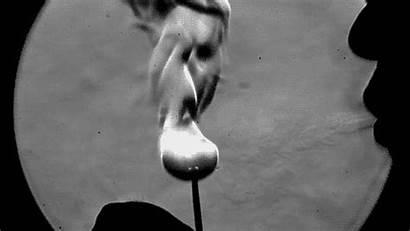 Gifs Strange Match Blowing Fluid Motion Beauty