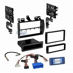 Car Radio Stereo Dash Kit Bose Onstar Interface For