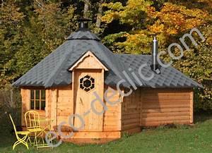 kota et kota grill les chalets finlandais en bois kota With sauna exterieur finlandais bois