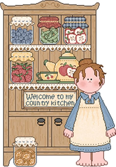 country kitchen clipart country clipart free collection 2758