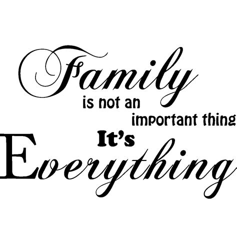 cuisine en espagnol sticker family is everything stickers citations anglais