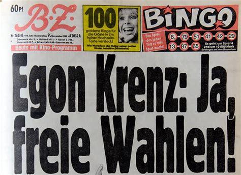 25 Jahre Mauerfall In Berlin by 25 Jahre Mauerfall B Z Berlin