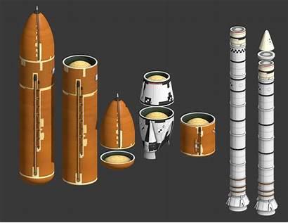 Mod Ksp Parts Shuttle 5m Derived Launching