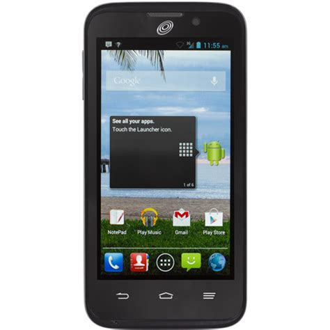 smartphones walmart talk talk zte majesty z796c prepaid smartphone