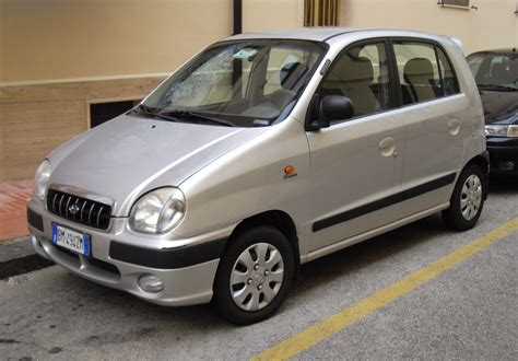 Hyundai Atos  Pictures, Information And Specs Auto