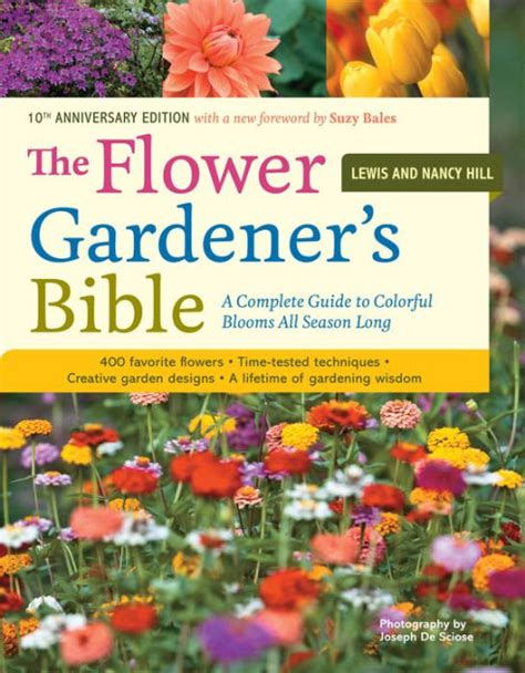 Wonderful New Book Gardeners by The Flower Gardener S Bible A Complete Guide To Colorful