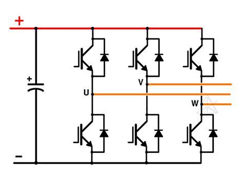 Phase Motor Inverter Circuit Diagram Impremedia