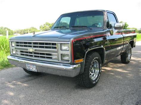 1986 Chevrolet Silverado by Downsouthballa86 1986 Chevrolet Silverado 1500 Regular Cab