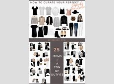 How To Build A Capsule Wardrobe Plus Free Workbook