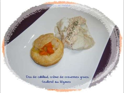 cuisine dos de cabillaud recettes de feuilletés et légumes 2
