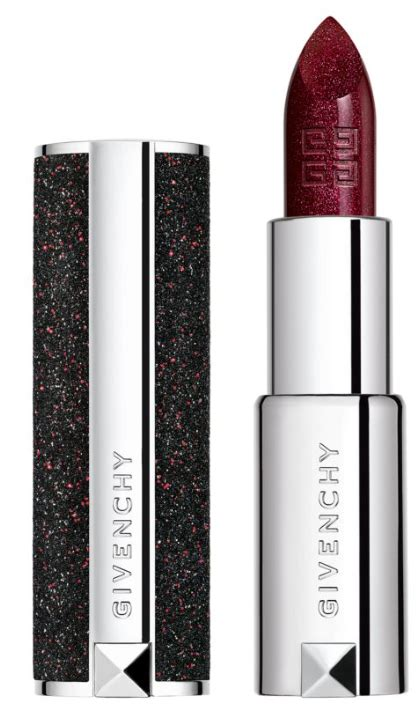 givenchy le rouge night noir lipstick collection fall