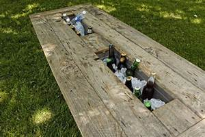 Custom outdoor tables the workshop of matt schnell for Barnwood outdoor table