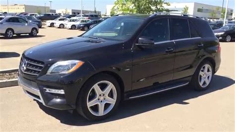 2015 mercedes benz m class ml 350 4matic. Pre Owned 2012 Mercedes-Benz M-Class 4MATIC 4dr ML350 BlueTEC - St. Albert & Sherwood Park, AB ...