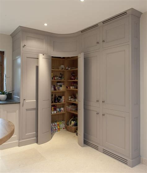 Corner Pantry Cabinets For Kitchen by Brilliant Corner Kitchen Pantry Cabinet Inspirations For