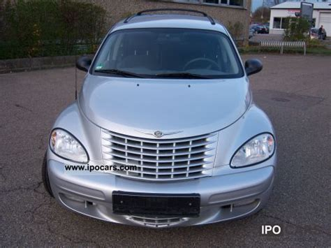 chrysler pt cruiser  crd limited euro  dpf