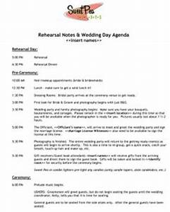 1000 images about wedding timelines on pinterest With wedding rehearsal schedule template