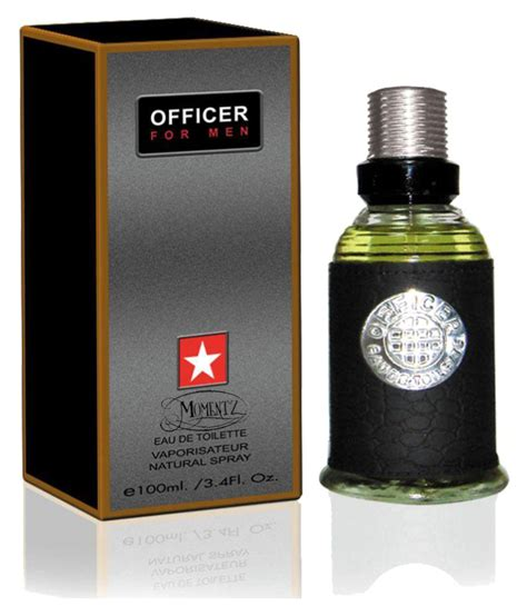 momentz officer eau de toilette edt perfume 100ml buy at best prices in india snapdeal
