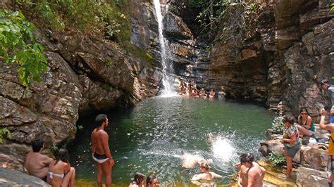 As cachoeiras de Pirenópolis
