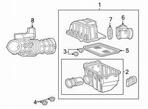 Ford Explorer Engine Air Intake Hose  4 6 Liter  4 6 Liter
