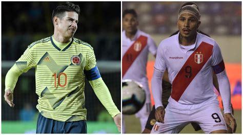Momento de revivir el penúltimo duelo de la eliminatoria suramericana rumbo a catar 2022, en el que el entrenador vallecaucano se estrenó en su segundo. VER RESUMEN   Perú vs. Colombia (0-3): goles, mejores ...