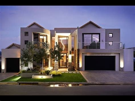 contemporary homes designs top billing features a luxurious family home in benoni