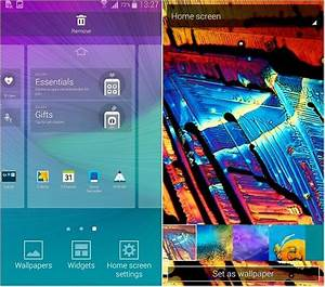 How to set up the Galaxy Note 4 for the first time ...
