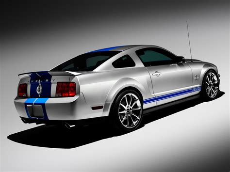 2008 shelby mustang cobra gt500 kr cars wallpapers