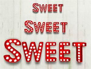 Glory's Sweet Treat Shop Sweet Sweet Sweet Sign Flickr
