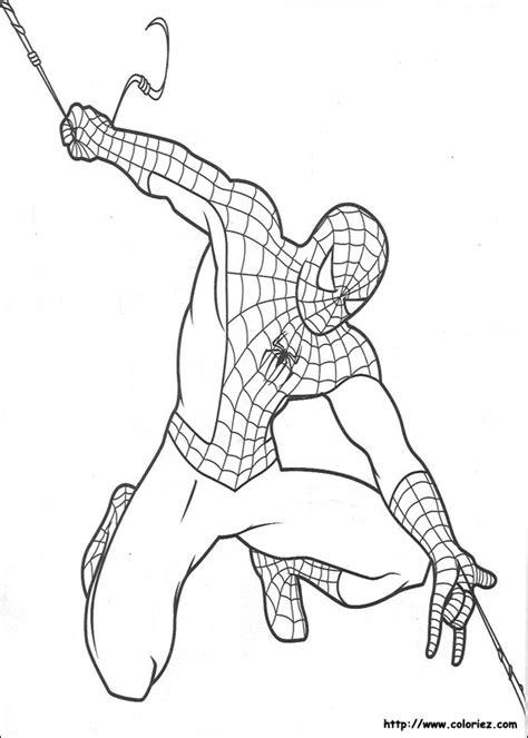 örümcek Adam Boyama Oyunu Resimlere Göre Ara Red