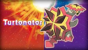 Meet Turtonator Pokéjungle Net