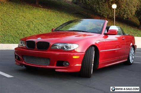 2004 Bmw 3-series E46 Zhp For Sale In United States