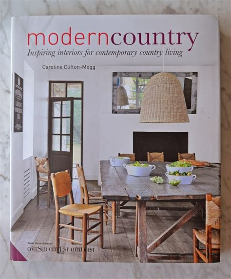 Book Review Modern Country By Caroline Cliftonmogg