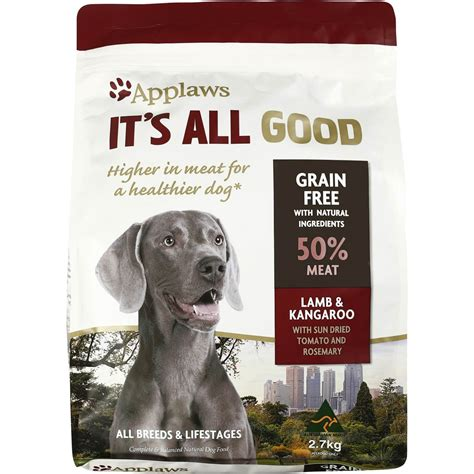 applaws   good dry dog food lamb kangaroo kg