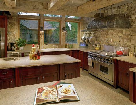 kitchen design granite interior design wall with classic black 1205