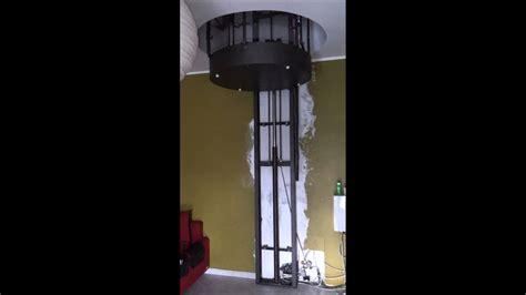 Ascensori Per Appartamenti Interni by Ascensore Pedana Elevatrice Montacarichi Da Interno