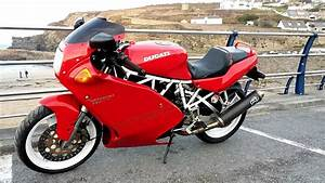 1991 Ducati 750 Ss Supersport