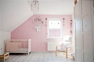 chambre fille peinture chambre fille rose et blanc With peinture chambre fille rose