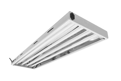 hydroplanet t5 growing fixture 4 ft 4 l fluorescent