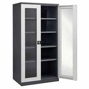 Armoire D Atelier : armoire d 39 atelier fen tres transparentes ~ Teatrodelosmanantiales.com Idées de Décoration