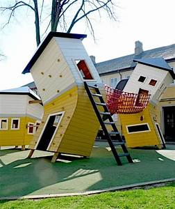 The World's Coolest Playgrounds