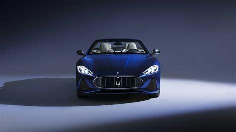 Maserati Granturismo 2018 4k 2 Wallpaper Hd Car Wallpapers