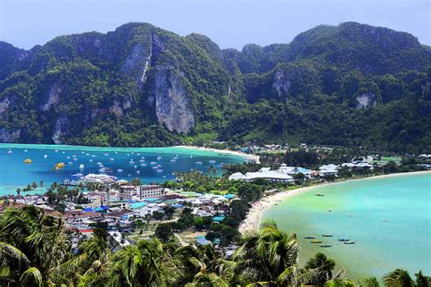 10 Best Islands In Thailand (with Photos & Map) Touropia