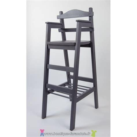 chaise pour table haute chaise junior chaises hautes en bois chaise haute en