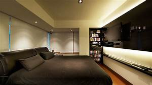 Condo interior design condo bedroom design modern designs for Design for small bedroom modern