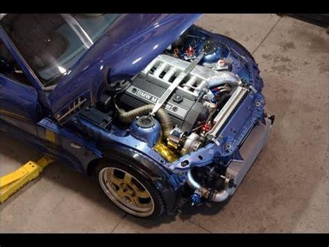 Bmw Z3 Turbo Kit by Turbo Bmw Z3 M Coupe Build