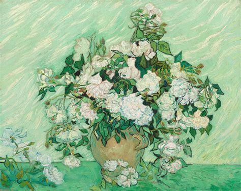 national gallery gogh art history news van gogh irises and roses at the metropolitan museum of art