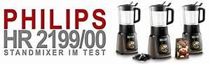 Philips Standmixer Mit Kochfunktion : philips hr2199 00 standmixer test mixer mit kochfunktion ~ Eleganceandgraceweddings.com Haus und Dekorationen